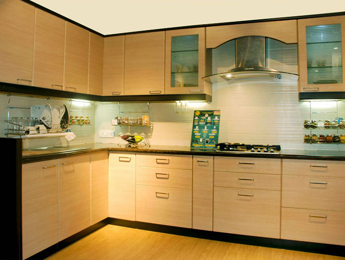 Modular Kitchen Designs With Island With Small Dining Best Home Decoration
