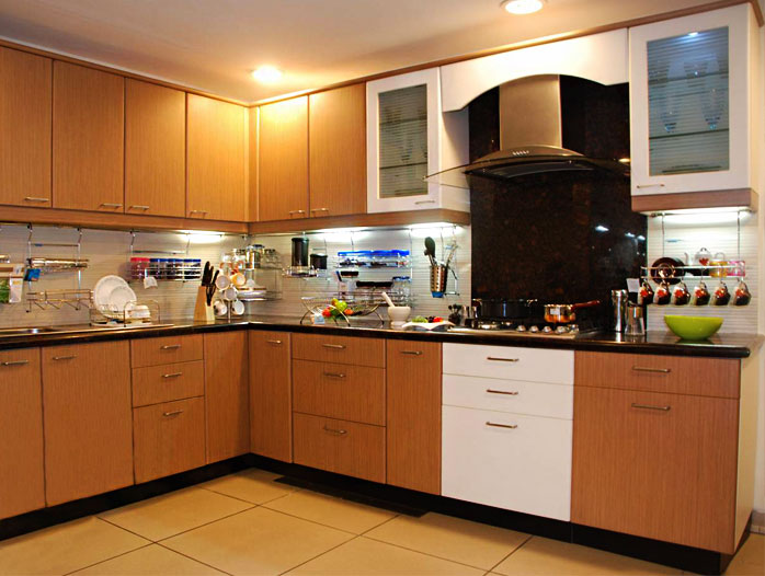 Kitchen gallery kitchen cabinetry velbros modular kitchens - Photos of kitchen ...