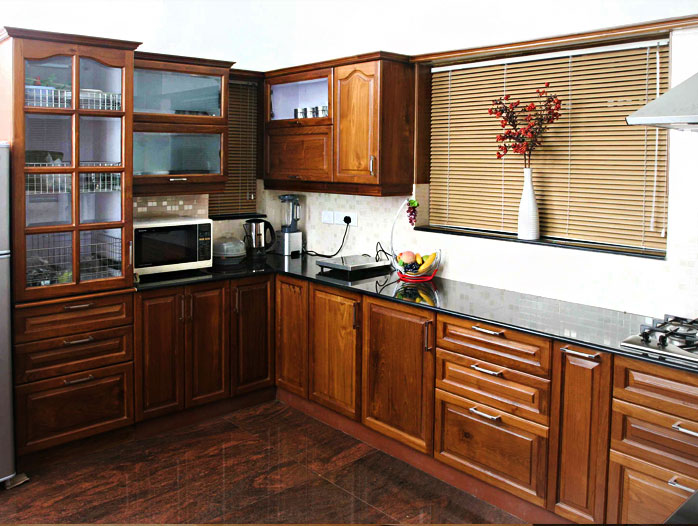 Kitchen Cabinets Kerala Images